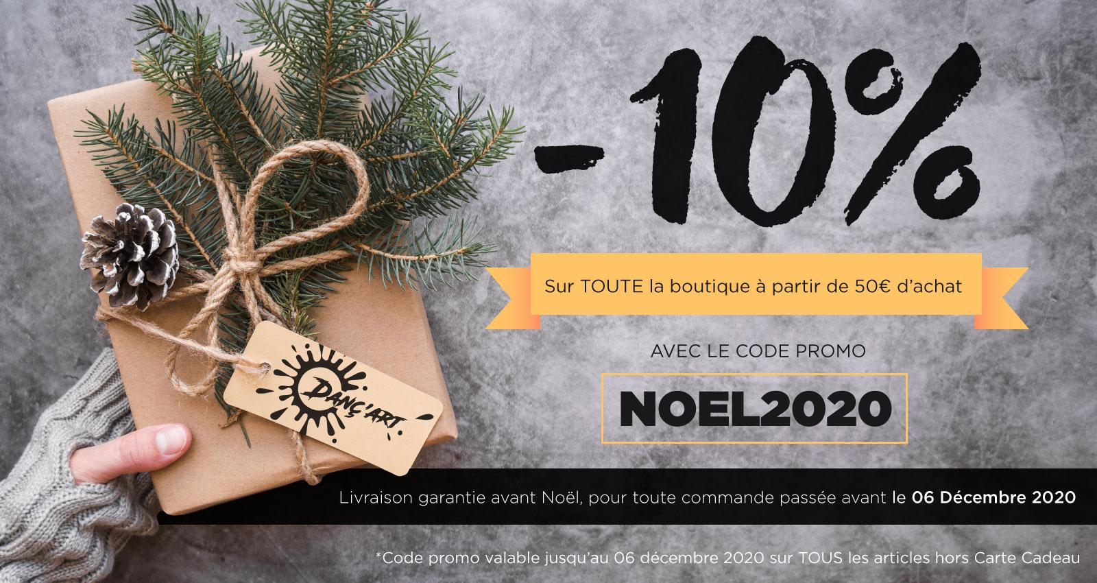 You are currently viewing Soyez assuré d'être livré avant les fêtes de Noël et profitez d'un code promo de 10% sur toute la boutique !
