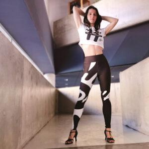 Legging Black – Classic Danç'Art