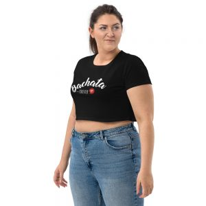 Crop top Black – Bachata Forever <3