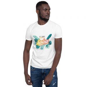 T-shirt Unisexe – Let's dance salsa