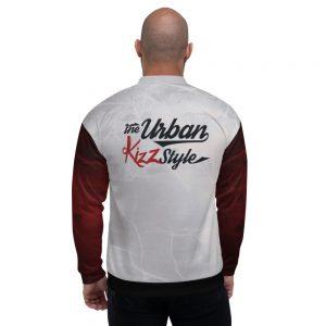 Bombers unisexe Black – The Urban Kizz Style