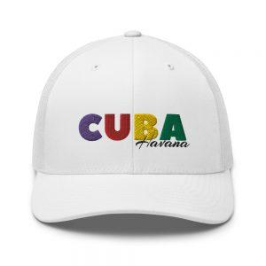Casquette – CUBA COLOR