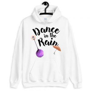 Sweat à capuche – Dance in the rain