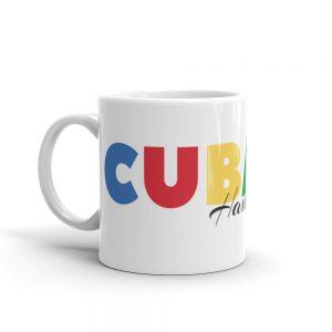 Mug Blanc Brillant – CUBA COLOR