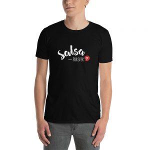 T-shirt Black Unisexe – Salsa Forever <3