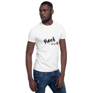 T-shirt White Unisexe – Rock Forever <3