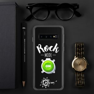 Coque Samsung  Black – Rock mode On