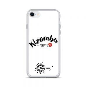 Coque White iPhone – Kizomba Forever <3