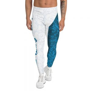 Legging pour homme White – Spirit of the Bachata