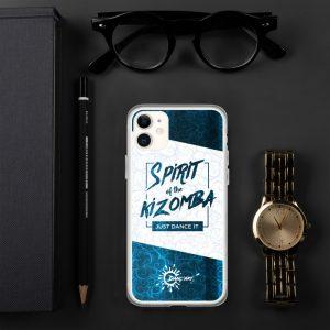 Coque pour iPhone White – Spirit of the Kizomba