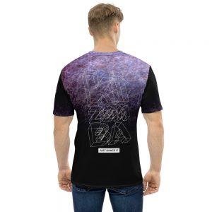 T-shirt pour Homme Black – KIZOMBA Just Dance it