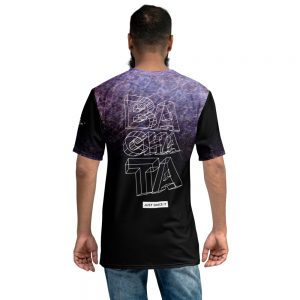T-shirt pour Homme – BACHATA – Just dance it
