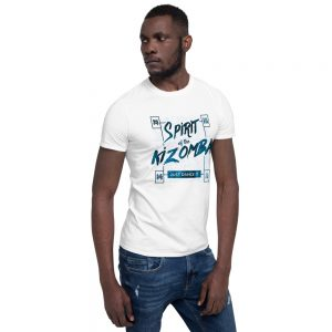 T-shirt Unisexe White – Spirit of the Kizomba