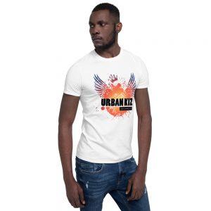 T-shirt Unisexe White – URBANKIZ – Just dance it