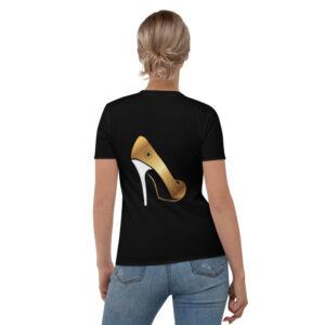 T-shirt pour Femme Black – TKL Sport