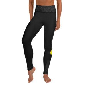 Legging Black – TropiK'Lille Mandala