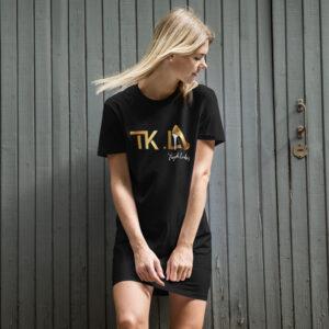 Robe t-shirt en coton bio – TKL Tropik Ladies