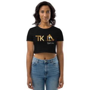 Crop top bio Black – TKL Tropik Ladies