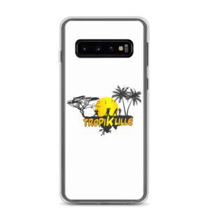 Coque Samsung White -Tropik'Lille