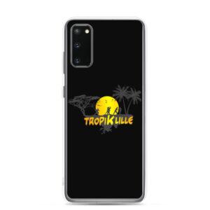 Coque Samsung Black -Tropik'Lille
