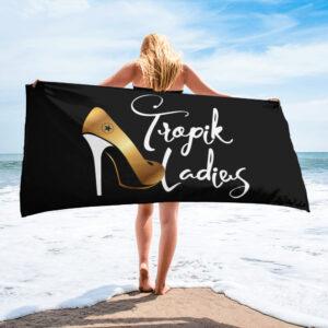Serviette Black – Tropik Ladies