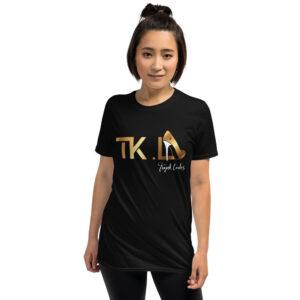 T-shirt Unisexe à Manches Courtes Black – TKL Tropik Ladies