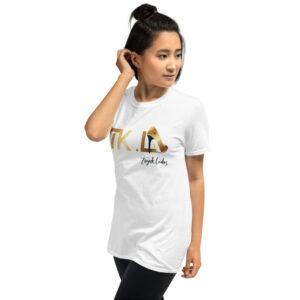 T-shirt Unisexe à Manches Courtes White – TKL Tropik Ladies