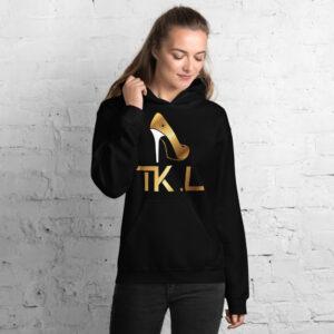 Sweat à capuche Black – TKL