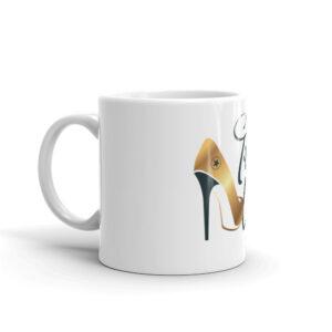 Mug Blanc Brillant – Tropik Ladies