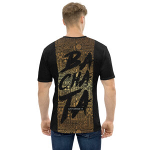 T-shirt pour Homme Black – Ethnics Just Dance It – BACHATA
