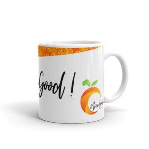 Mug Brillant – Nice Good – Orange