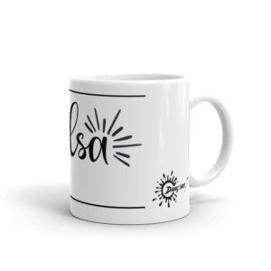 Mug Blanc Brillant – <3 Salsa