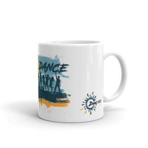 Mug Blanc Brillant – Dance Summertime
